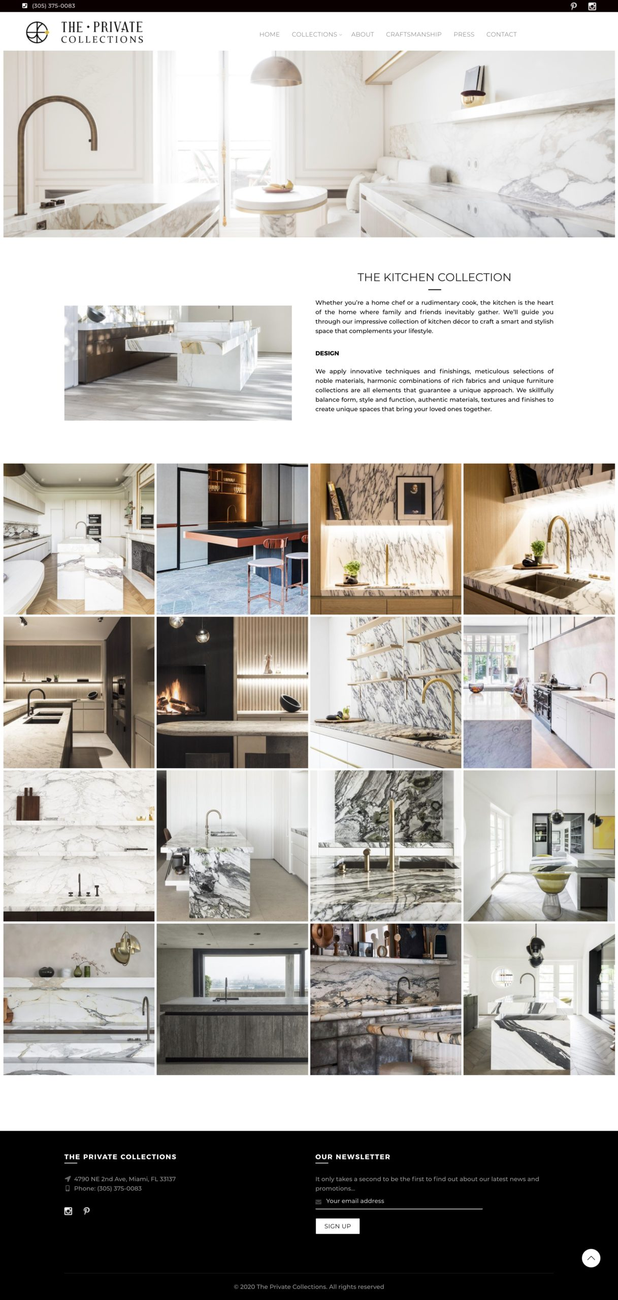 Kitchen-designer-in-Miami-The-Private-Collections